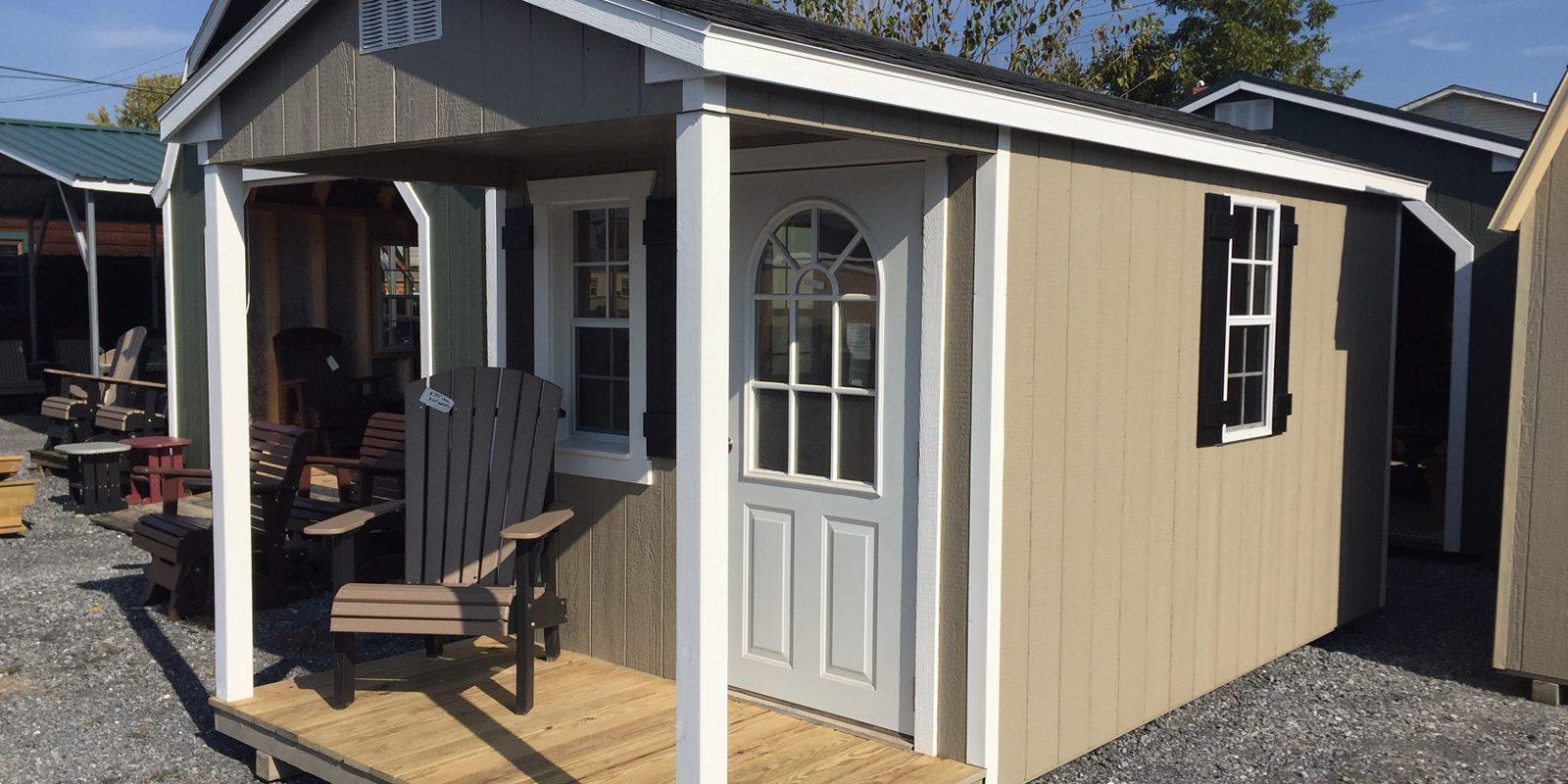 8x16x7 cottage porch 2