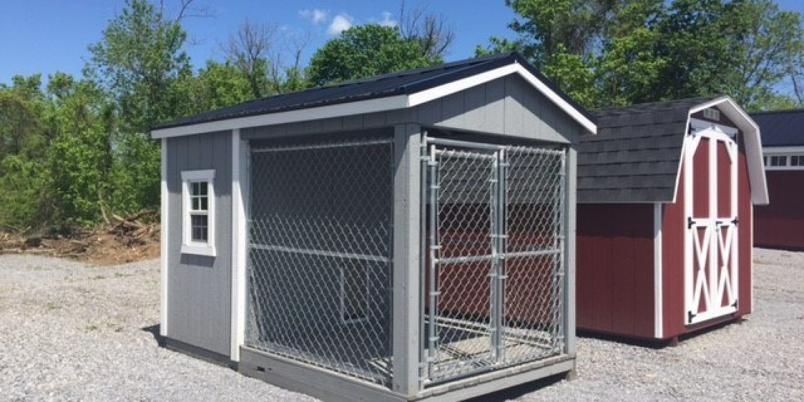 6x10 Dog Kennel